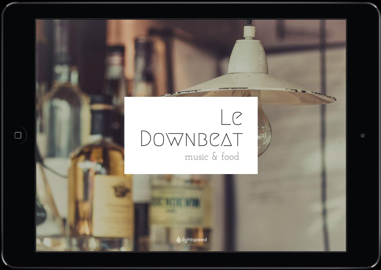 Customizing your Customer Facing Display – Lightspeed Restaurant